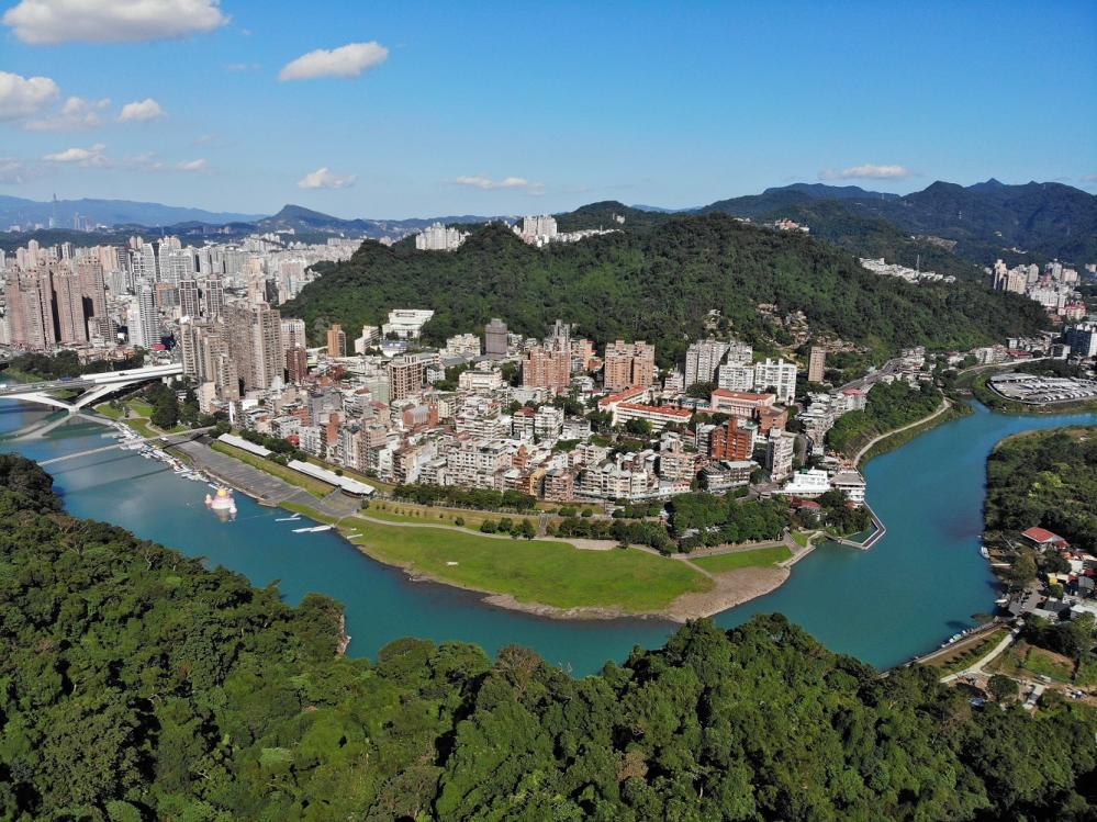 單車/和美山自然步道/旅遊/打卡/新店/台灣