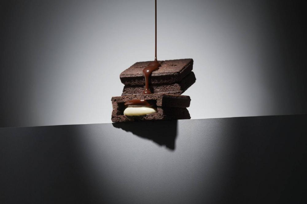 巧克力奶油餅/PRESS BUTTER SAND/新春禮盒/美食/台北/台灣
