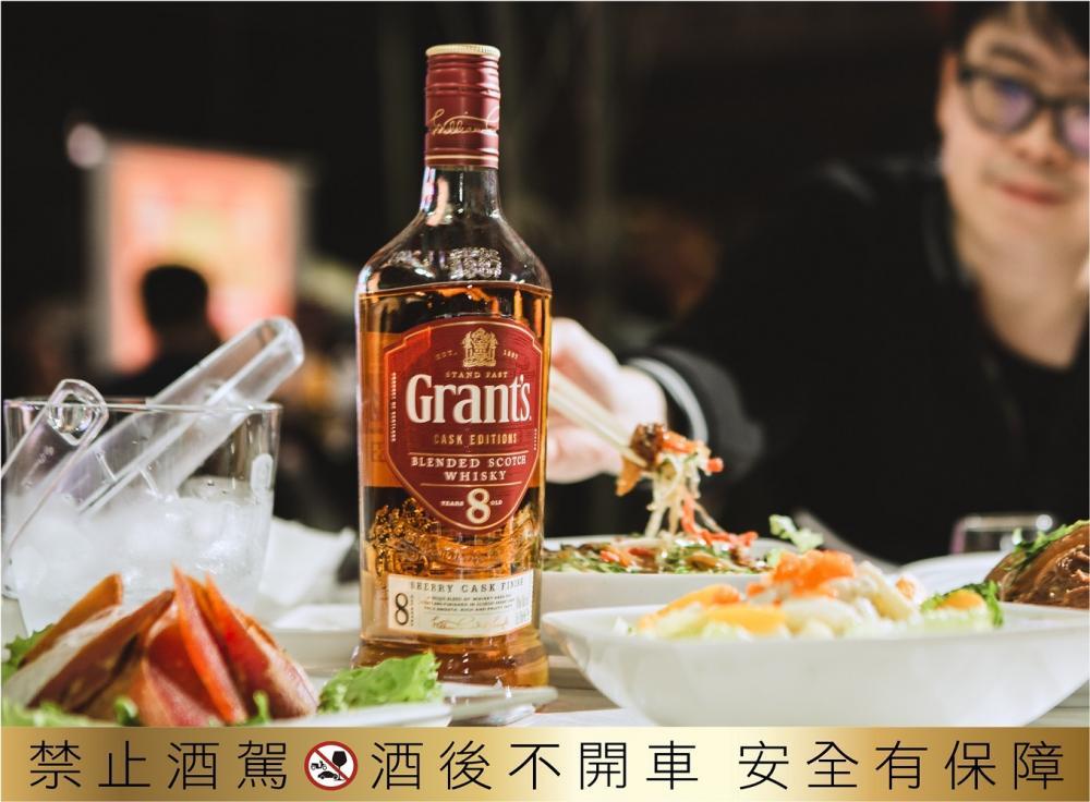 活動現場/單一麥芽威士忌/格蘭父子/廟口酒水席/台灣