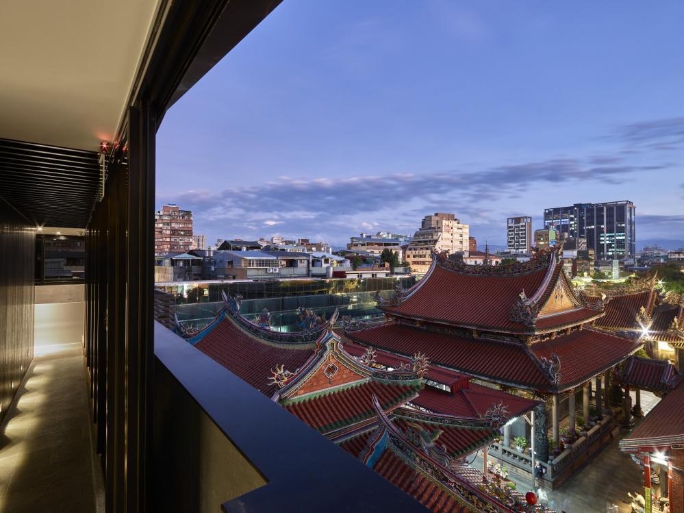 飯店景觀/飯店/Booking.com/文舺行旅/萬華區/台北/台灣
