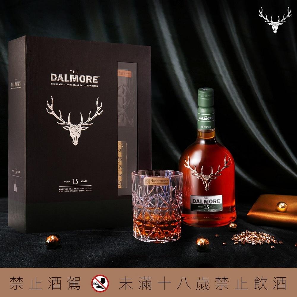 大摩15年/威士忌/尚格酒業/新春禮盒組/台灣