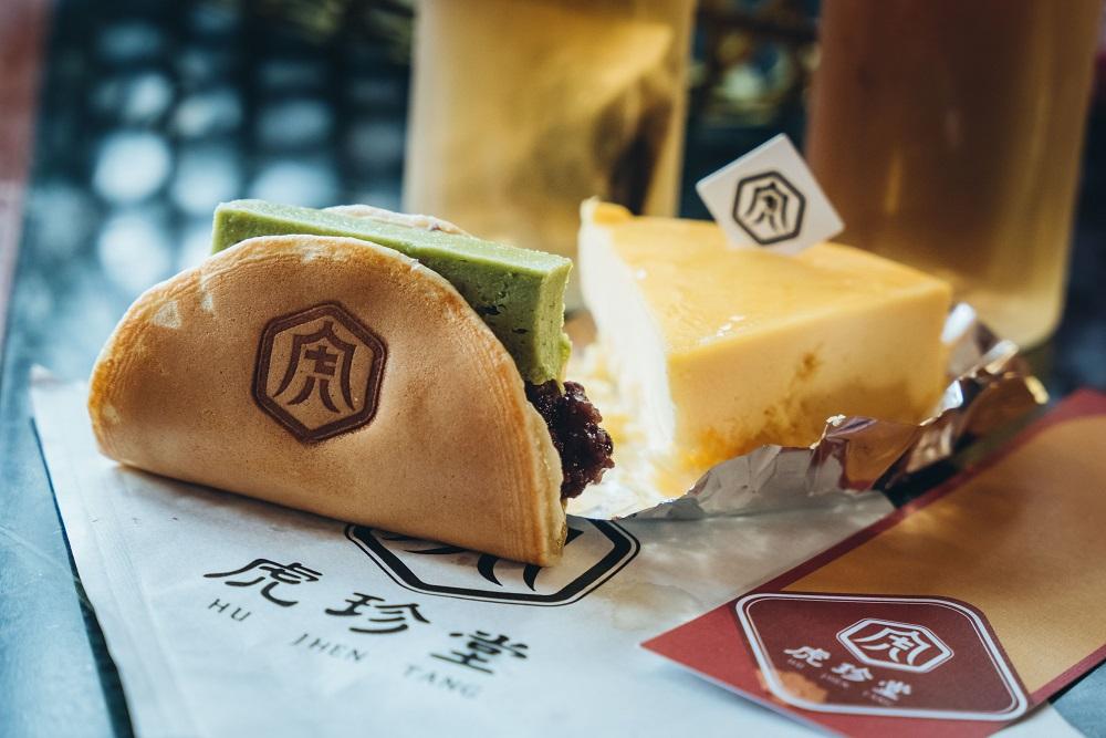 甜點/虎珍堂菓寮店/單車/旅遊/雲林虎尾/台灣