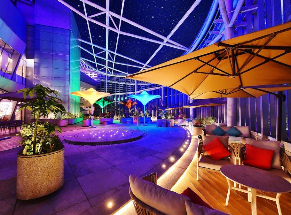 戶外空間/Asia 49亞洲料理及酒廊/美食/板橋/台灣
