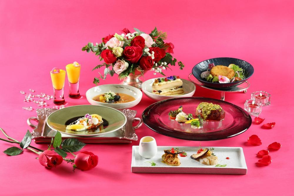 情人節晚餐/Asia 49亞洲料理及酒廊/美食/板橋/台灣