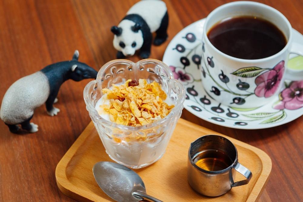 甜點/勺子雜貨咖啡館/美食/松山區/台北/台灣