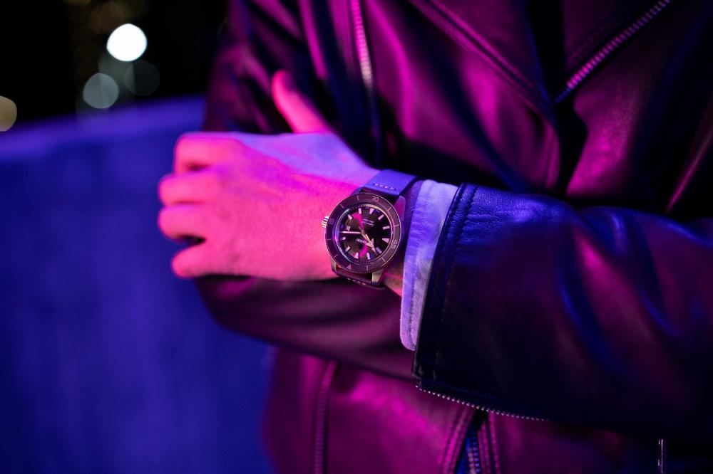 Captain Cook庫克船長300米青銅自動腕錶/Rado瑞士雷達表/台灣
