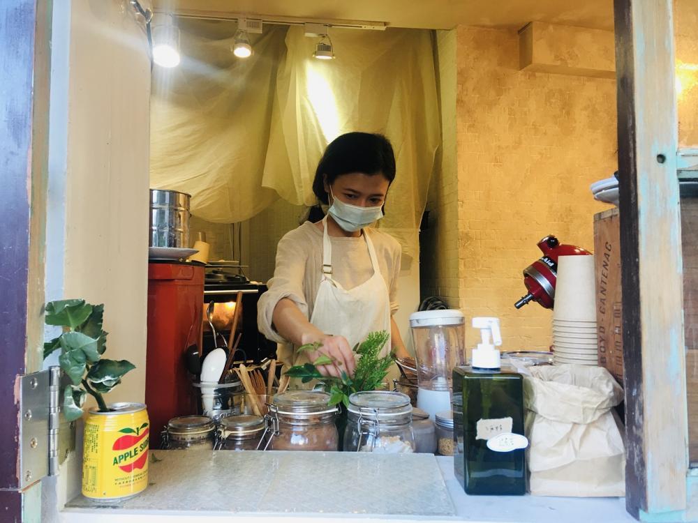 店主/陽苔/美食/大同區/台北/台灣
