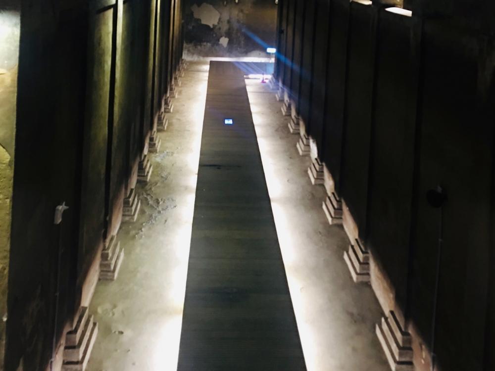 內部/觀音山蓄水池/旅遊/自來水園區/台北/台灣