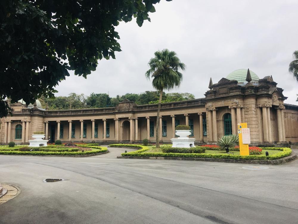 自來水博物館/觀音山蓄水池/旅遊/自來水園區/台北/台灣