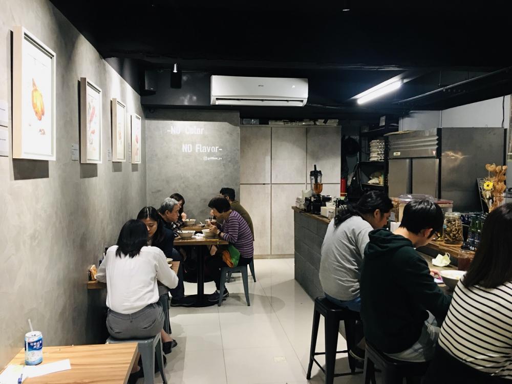 用餐環境/GRiLL BOX/又一間商行/烤肉飯/台北/台灣