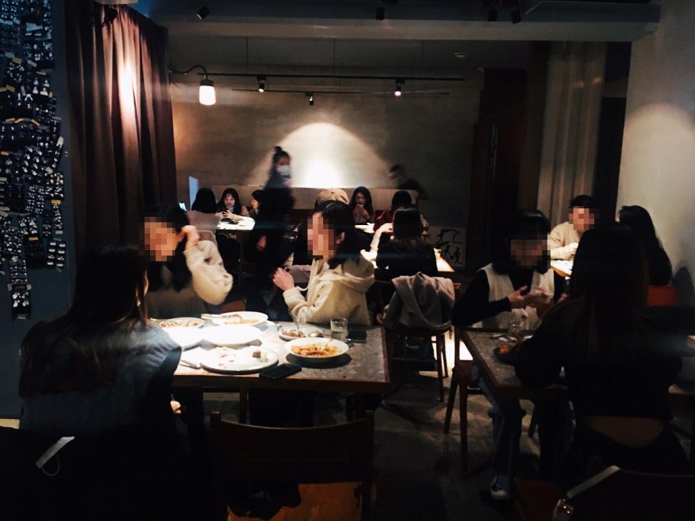店內環境/Nul Taipei餐酒館/美食/台北/台灣