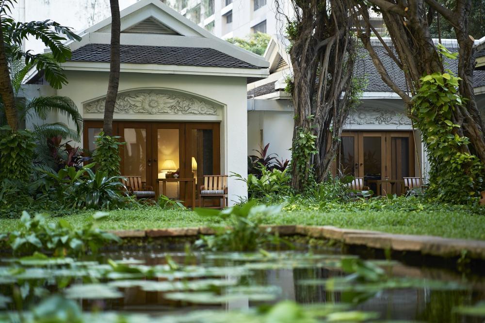 飯店外觀/暹羅安納塔拉酒店/奢華酒店/曼谷/泰國