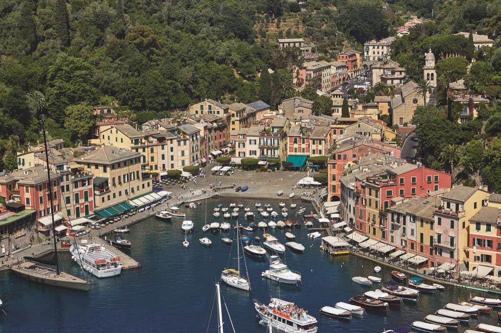 海岸小鎮/Splendido Mare/酒店/波托菲諾/義大利
