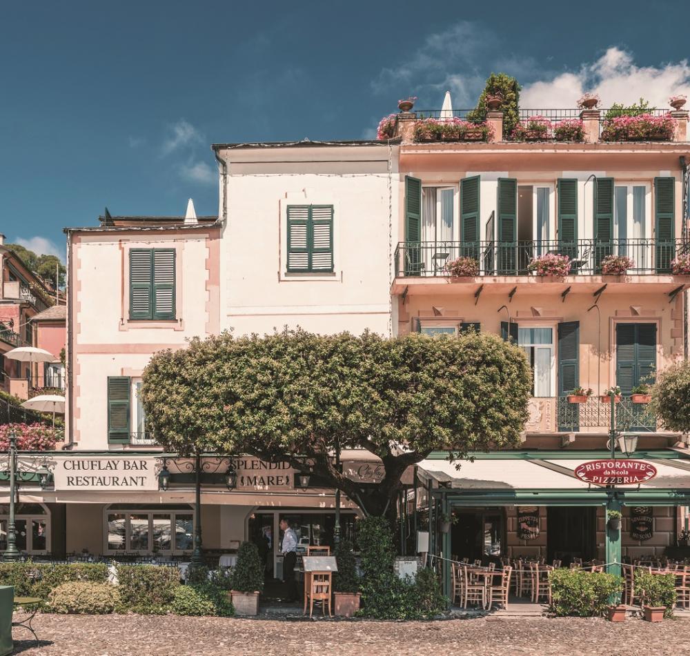 外觀/Splendido Mare/酒店/波托菲諾/義大利