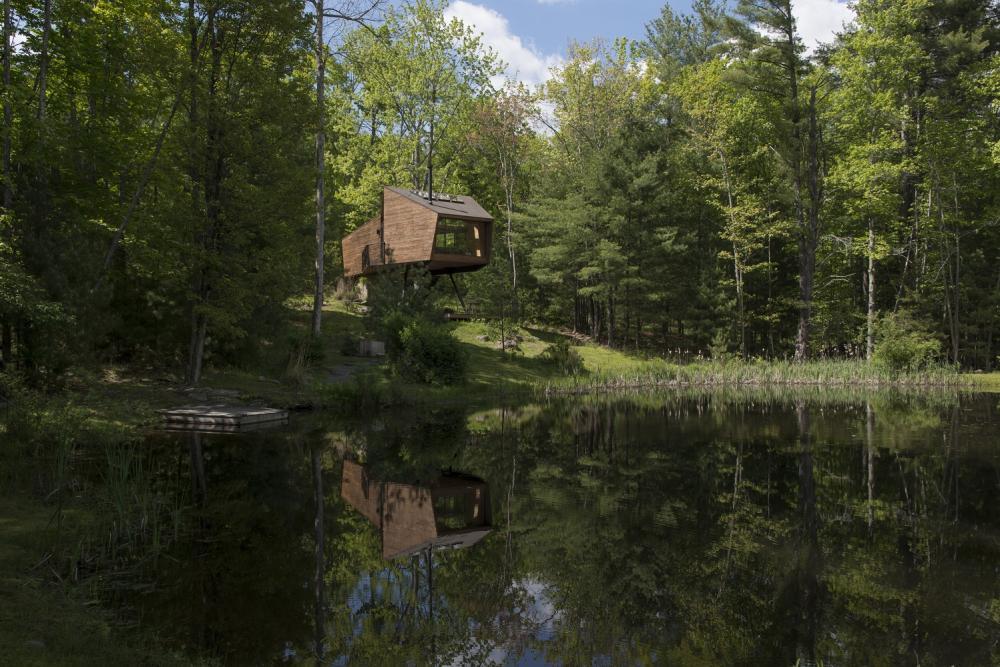 樹屋度假/Airbnb/環遊世界
