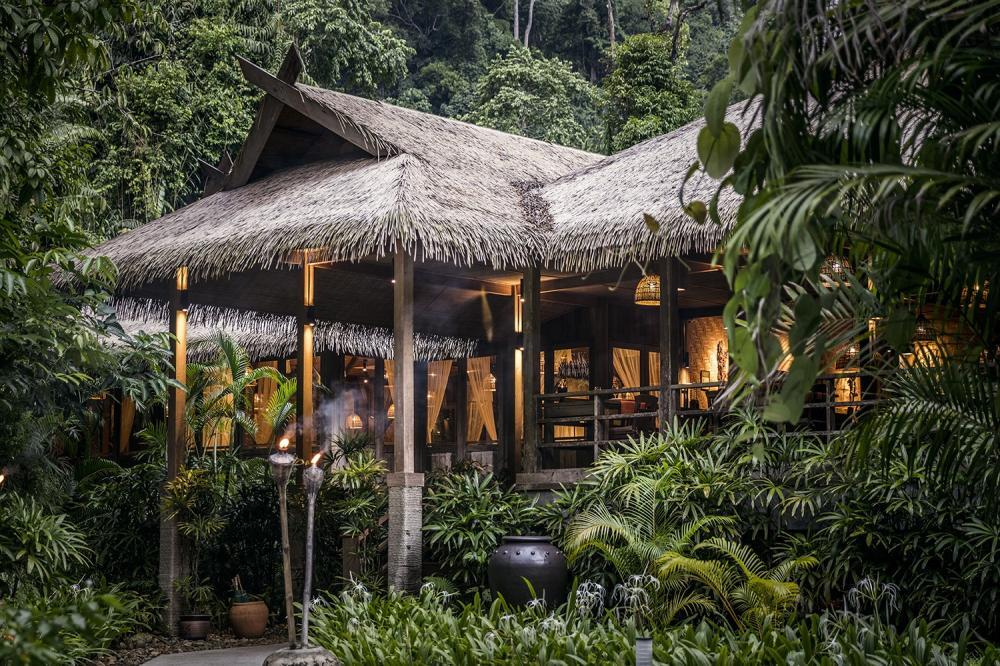 綠建築/The Datai Langkawi/蘭卡威/馬來西亞