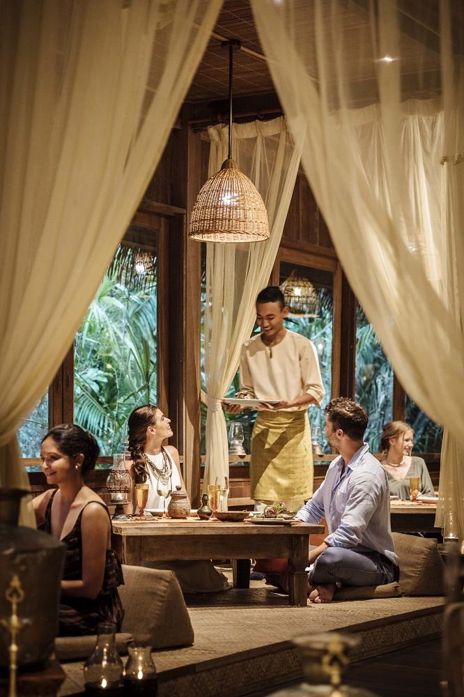 餐廳/The Datai Langkawi/蘭卡威/馬來西亞
