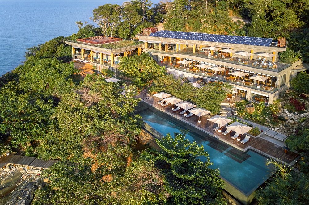 島嶼外觀/克拉貝島六善酒店/住宿/柬埔寨