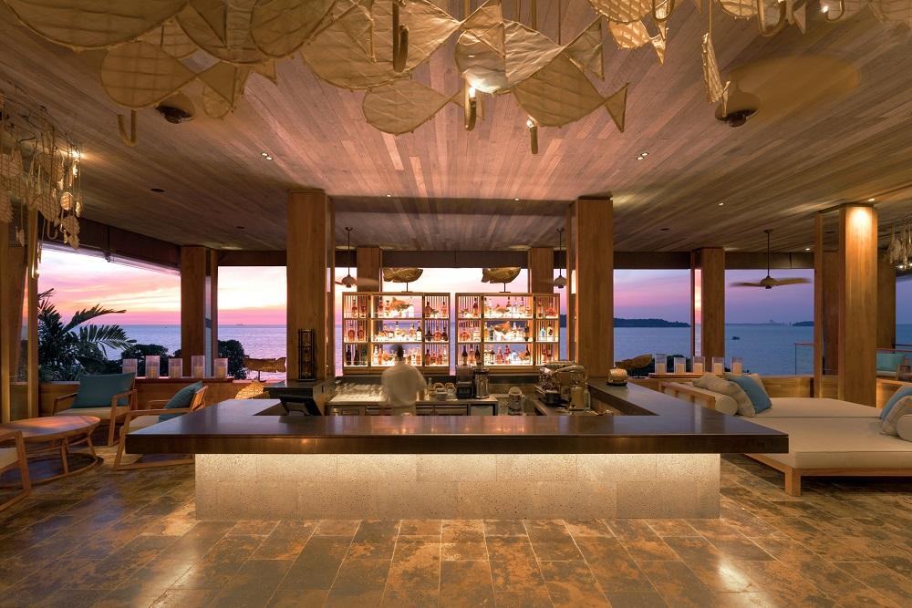 露天餐廳/克拉貝島六善酒店/住宿/柬埔寨