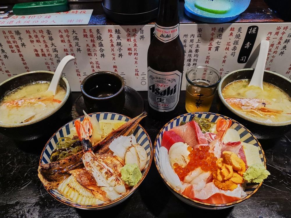 旨丼/台北/台灣/丼飯