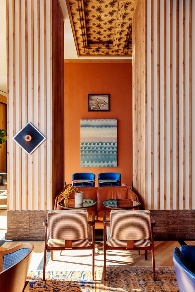 空間/Austin Proper Hotel/德克薩斯州/設計飯店/奧斯丁/美國