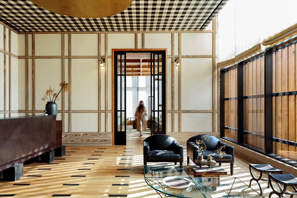 大廳/Austin Proper Hotel/德克薩斯州/設計飯店/奧斯丁/美國