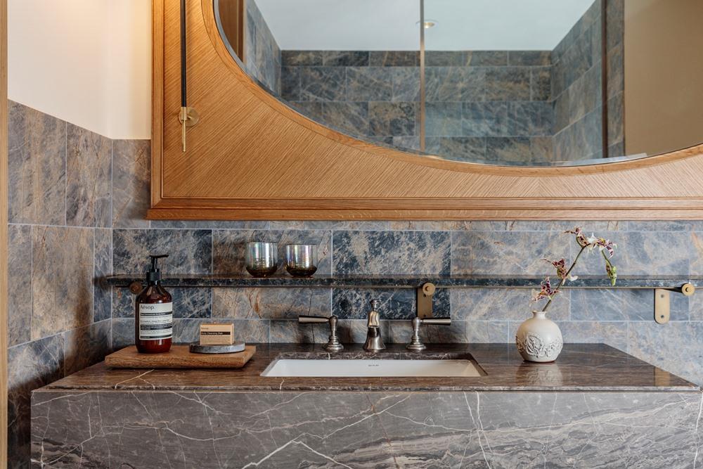浴室/客房/空間/Austin Proper Hotel/德克薩斯州/設計飯店/奧斯丁/美國
