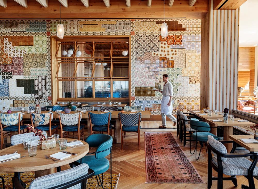 餐廳/空間/Austin Proper Hotel/德克薩斯州/設計飯店/奧斯丁/美國