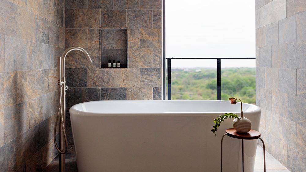 浴室/空間/Austin Proper Hotel/德克薩斯州/設計飯店/奧斯丁/美國