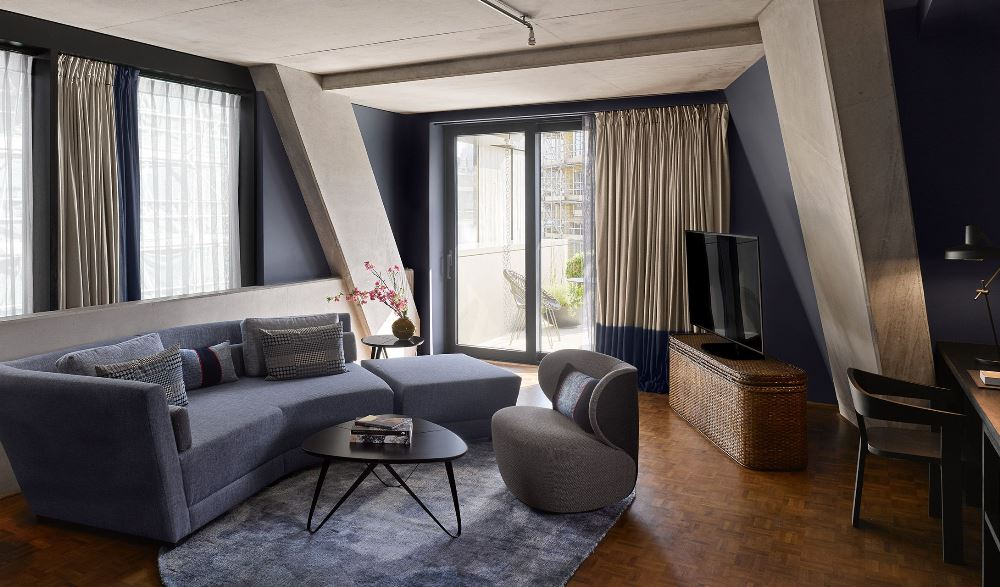 客房/Nobu Hotel Shoreditch/英國/倫敦/Design Hotels/倫敦旅遊