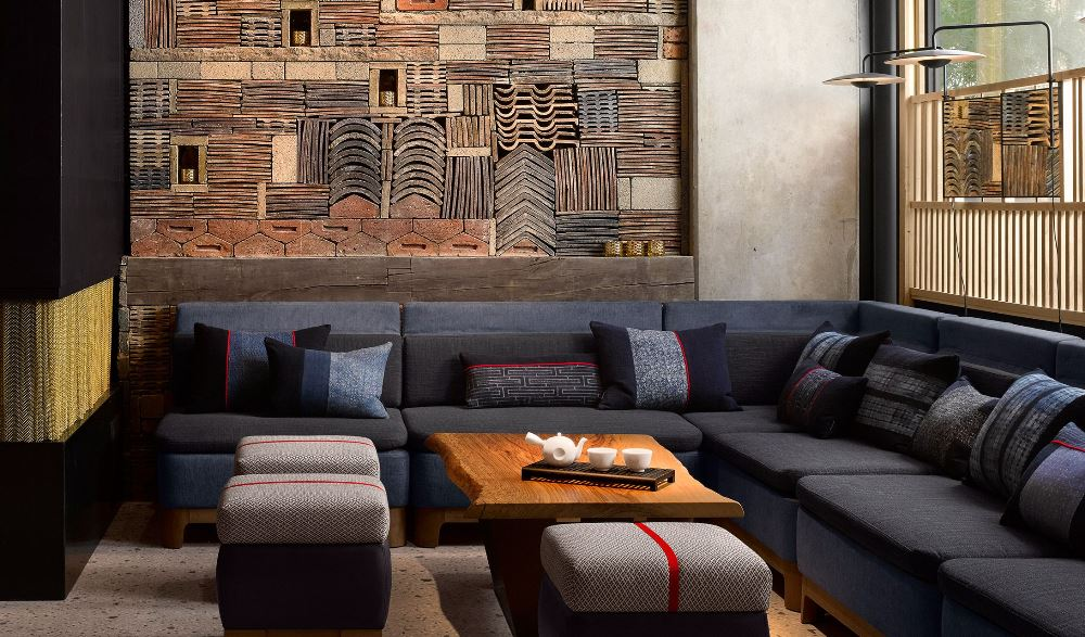 大廳/Nobu Hotel Shoreditch/英國/倫敦/Design Hotels/倫敦旅遊