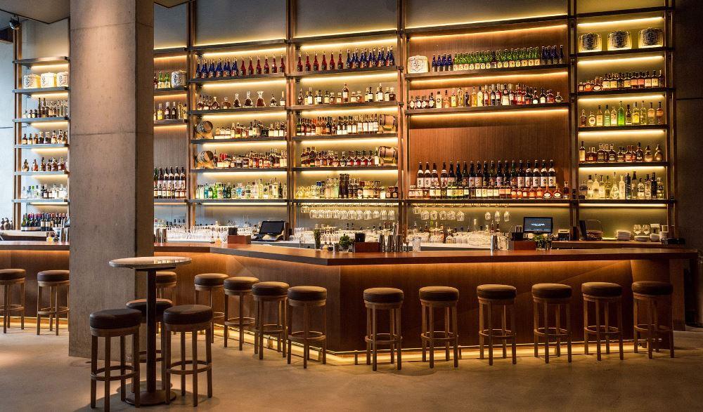 酒吧/Nobu Hotel Shoreditch/英國/倫敦/Design Hotels/倫敦旅遊