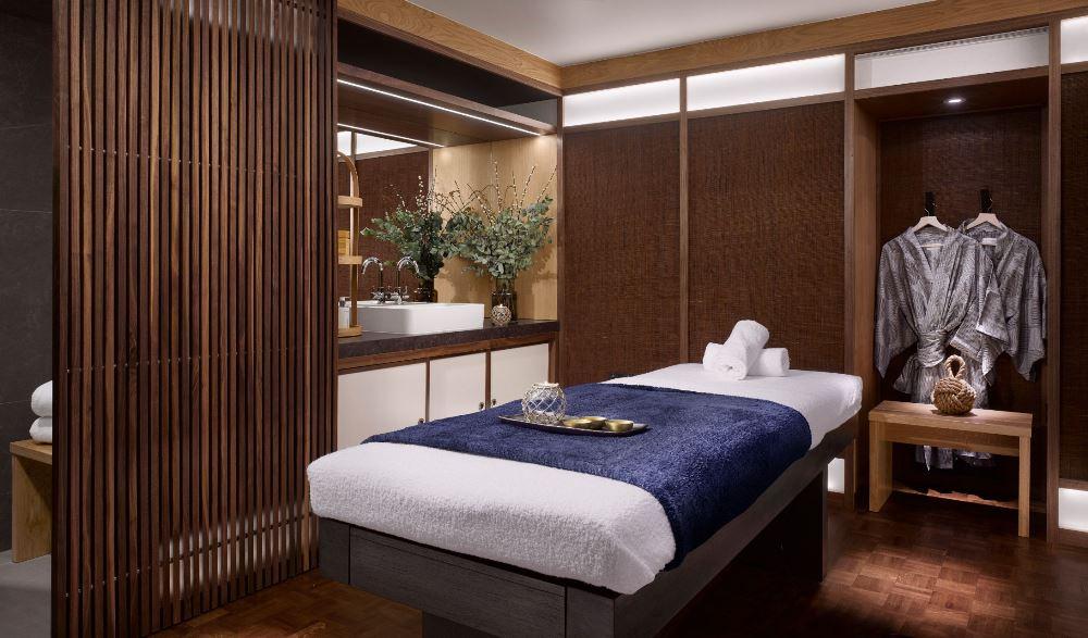水療中心/Nobu Hotel Shoreditch/英國/倫敦/Design Hotels/倫敦旅