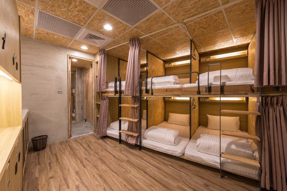 客房/北門窩泊旅/宅度假/Airbnb/台北/台灣