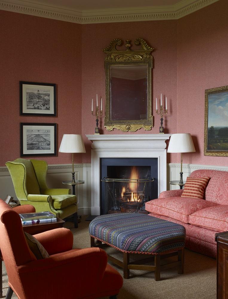 內部空間/私人莊園/Oetker Collection/英國