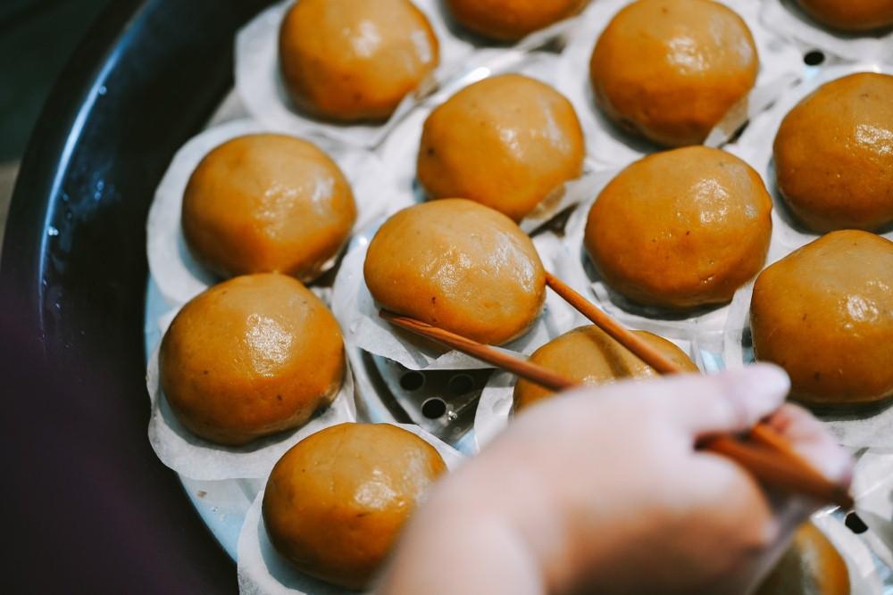 富貴蕃薯包/肉粽/初粽/小吃/高雄/台灣