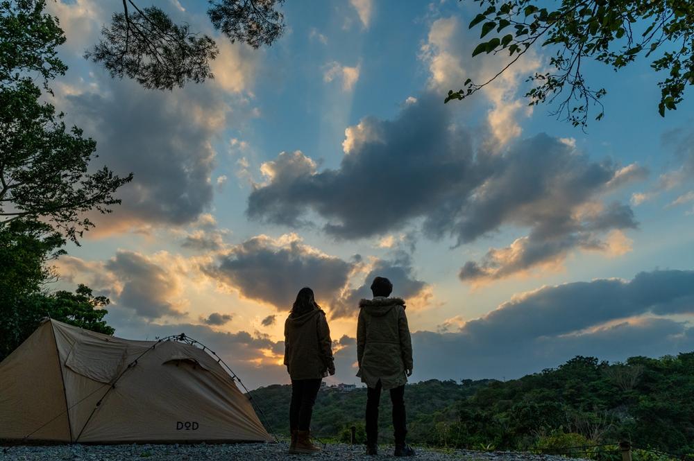 KARST CAMP SITE/露營/沖繩/日本