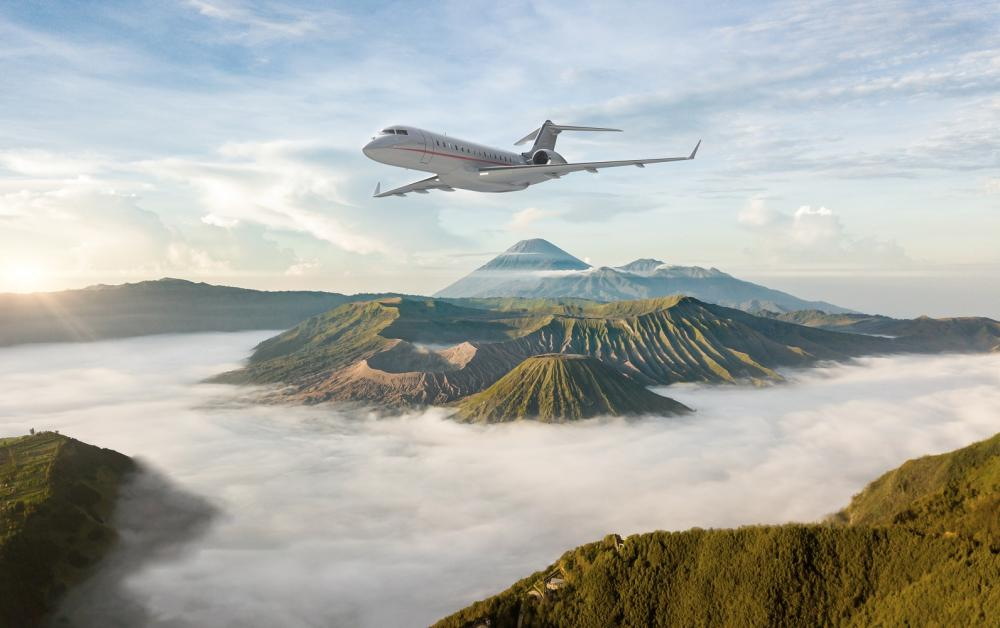 私人飛機/VistaJet/旅遊/私享世界