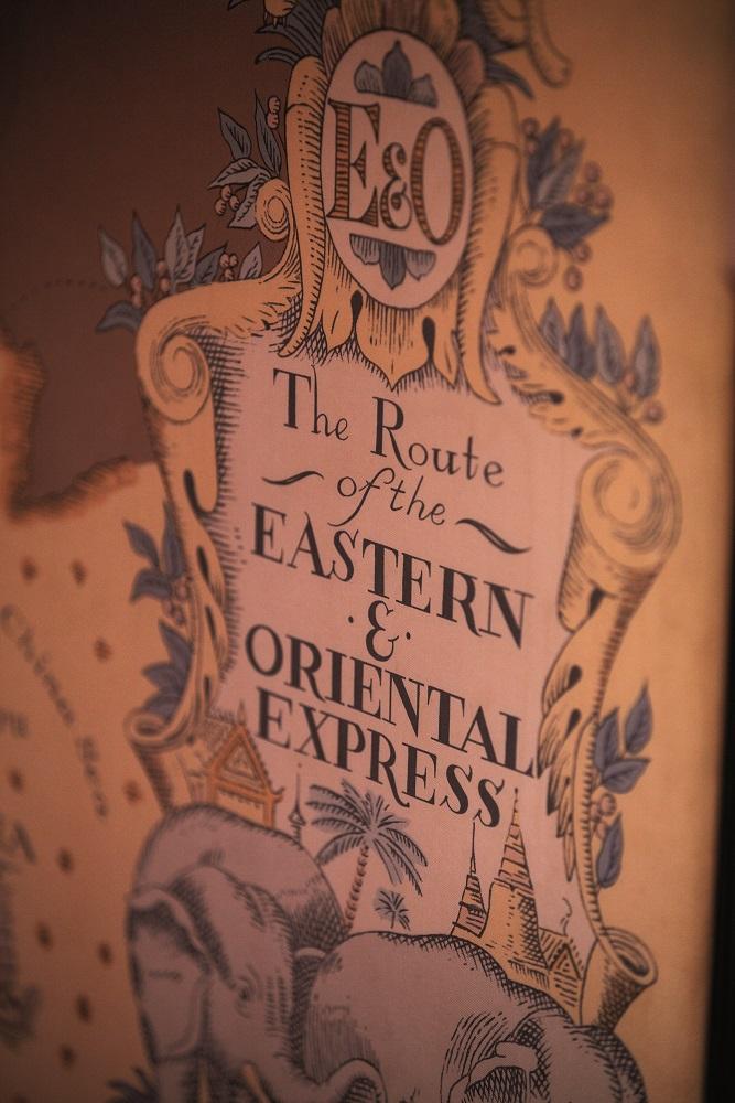 標誌/豪華列車/Eastern & Oriental Express/旅遊/東南亞