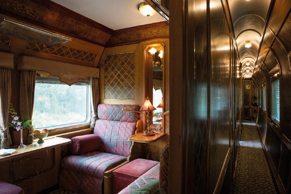 內部空間/豪華列車/Eastern & Oriental Express/旅遊/東南亞