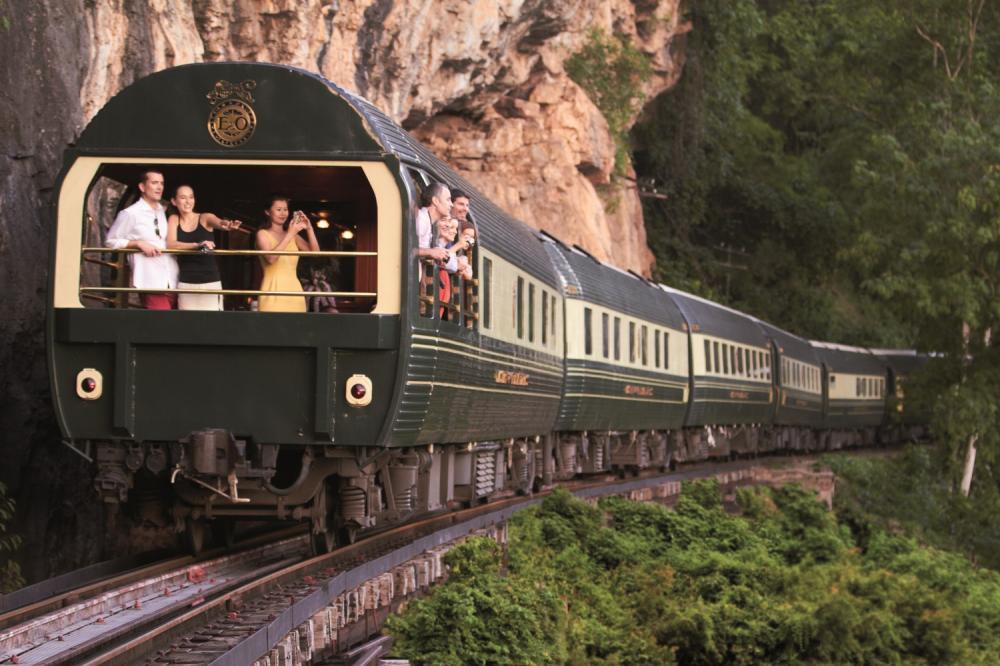 外觀/豪華列車/Eastern & Oriental Express/旅遊/東南亞