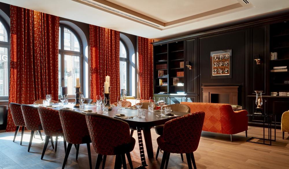 餐廳/Tortue Hamburg/住宿/漢堡/德國