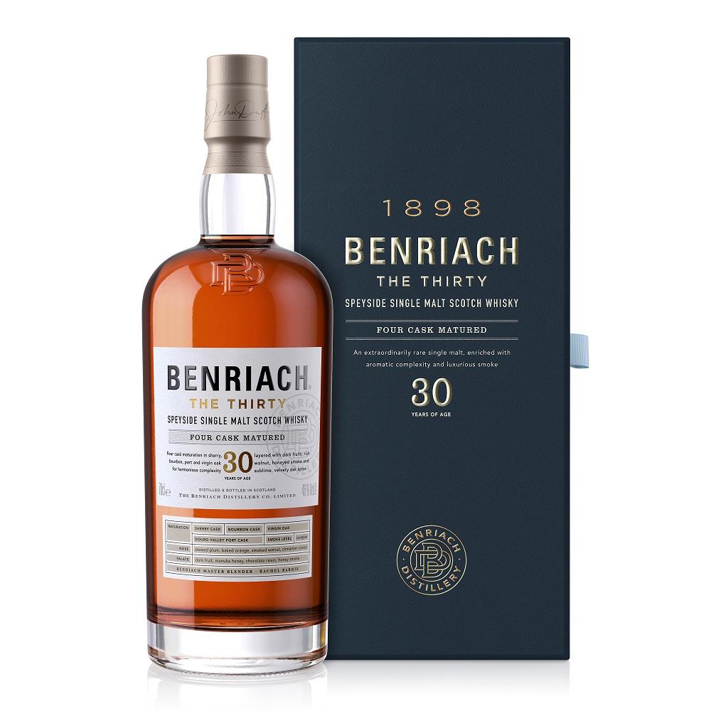 BenRiach/威士忌/台灣