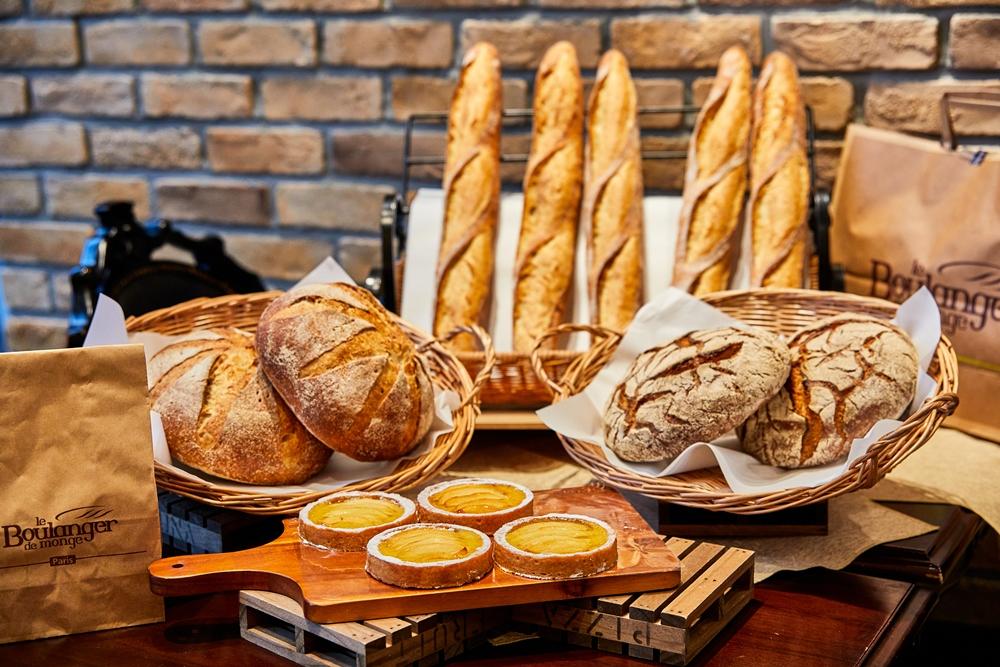 麵包/Le Boulanger De Monge/微風南山/信義區/台北