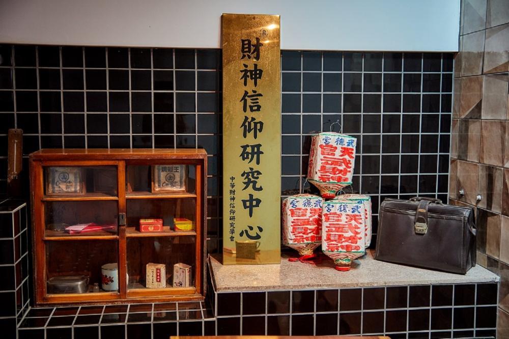 店內裝飾/保生堂漢方咖啡館/美食/雲林/台灣