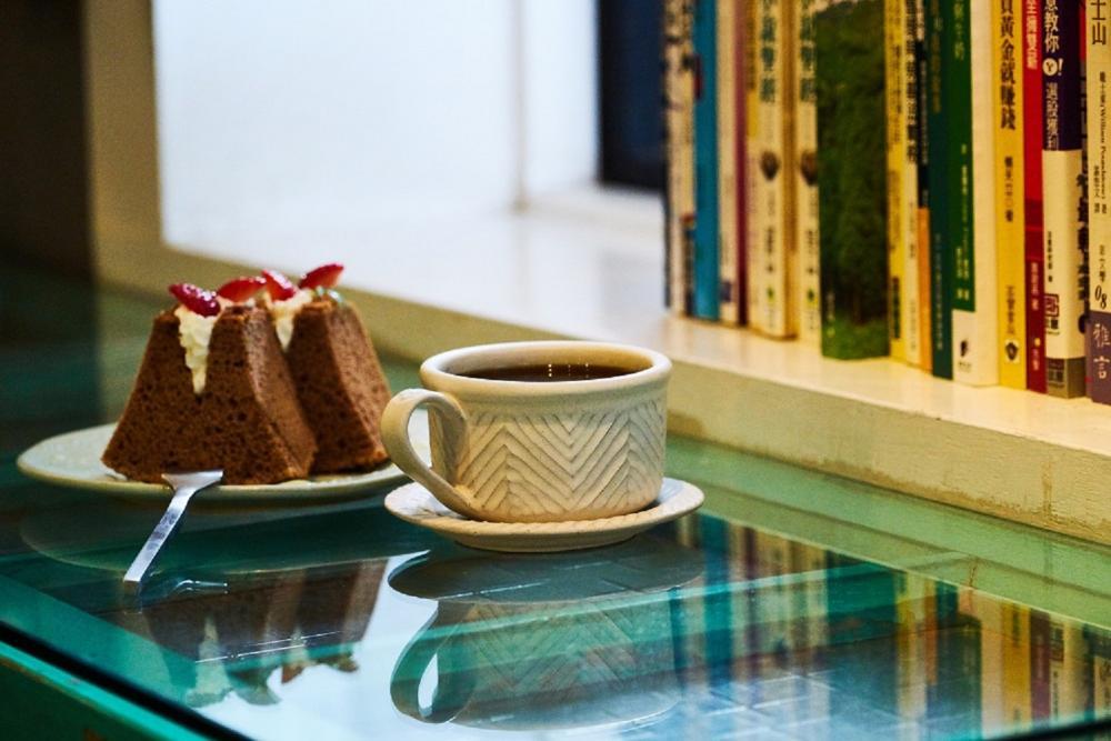 下午茶/走走池上/咖啡/台東/台灣