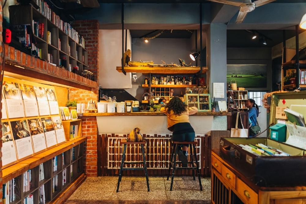 店內環境/走走池上/咖啡/台東/台灣