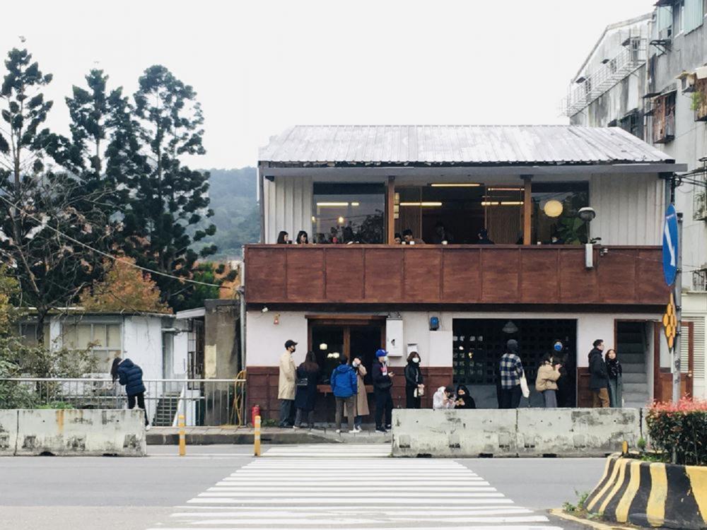 店外觀/綠河/咖啡/新店/台灣