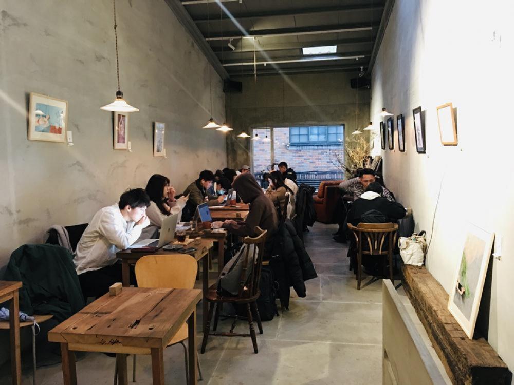 店內/Congrats Café/咖啡/台北/台灣