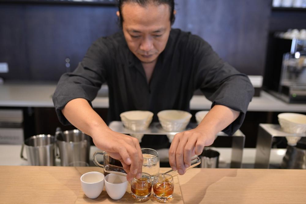 老闆/森高砂咖啡/美食/台北/台灣